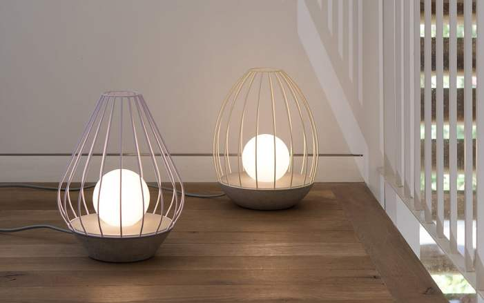 ardoma design Dror Kaspi Ova lights