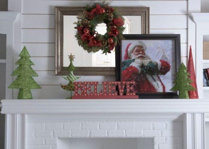 Ajouter vos décorations de Noël