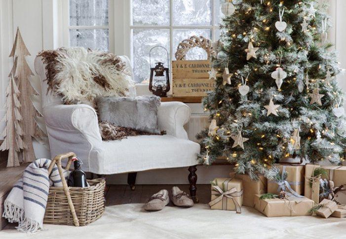 Une déco de Noël Alpine pour les fêtes de fin d'année