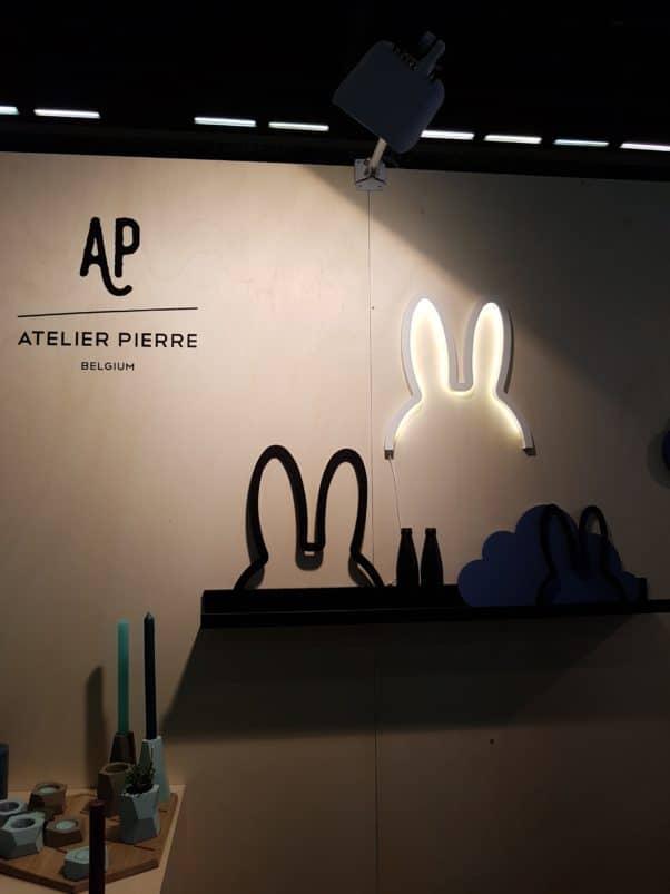 Maison&Objet Janvier 2017 Atelier Pierre