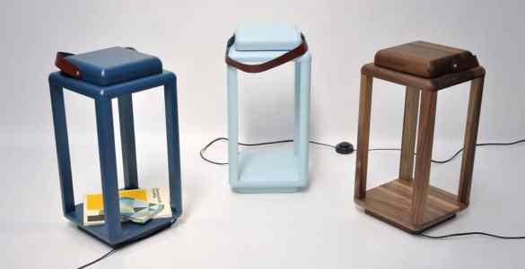 Nauset moderne lanterne Paolo Gerosa