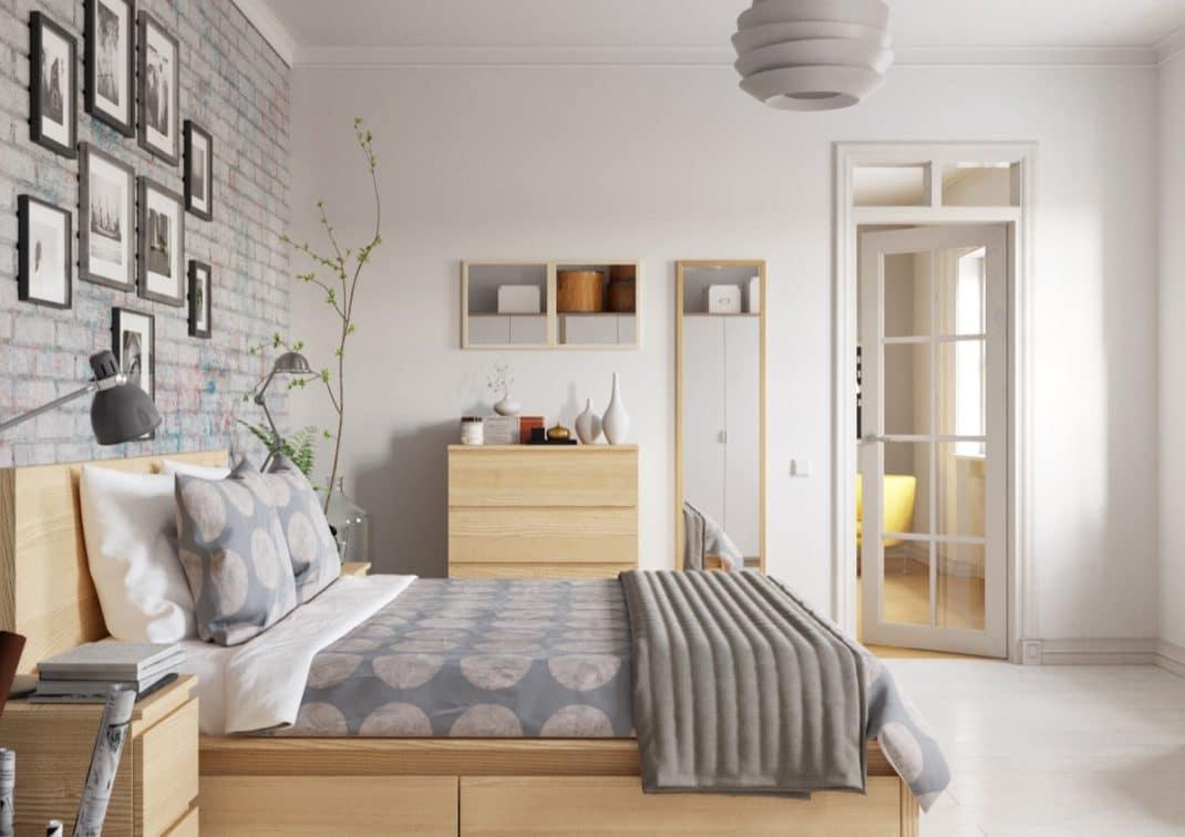 Decorer Les Murs D Une Chambre Avec Des Briques Blog Deco