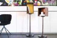 Mobilier industriel les meubles de rangement casier