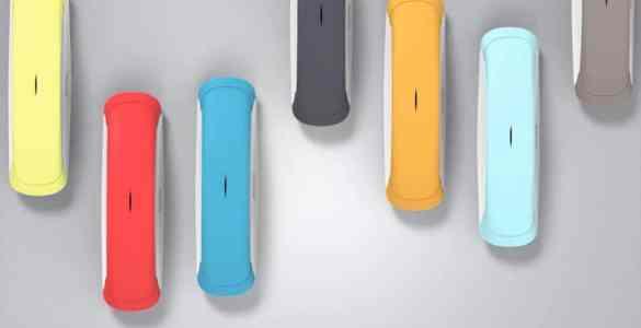 Alcatel Smile telephone design