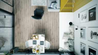Comment créer un étage pour y installer une chambre