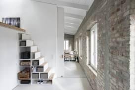 Recréer un espace plus adéquate Asdfg Architekten