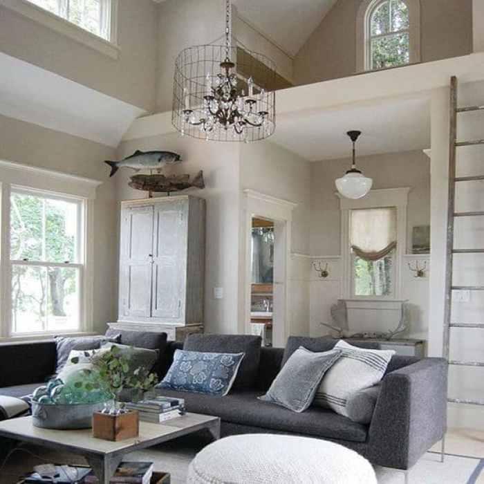 Des meubles modernes et contemporains