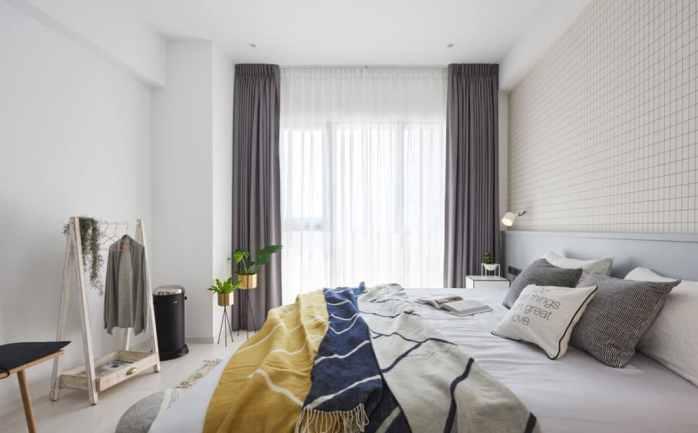 cet appartement de style scandinave
