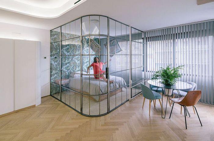 Les parois en verre peuvent bouleverser votre intérieur