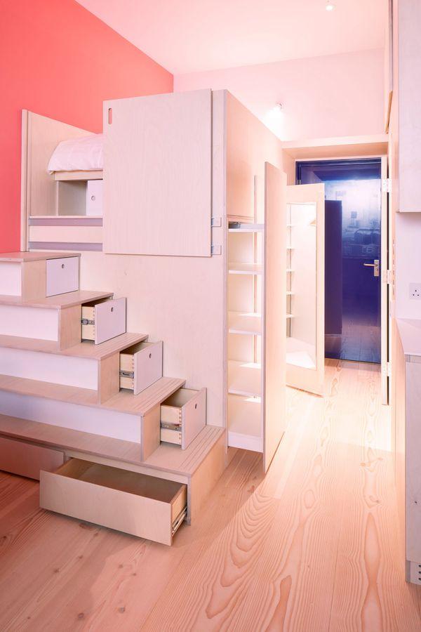 Le micro-appartement devient de plus en plus tendance !