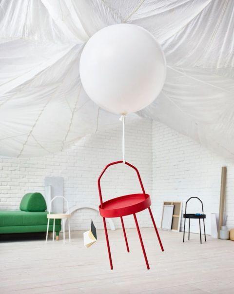 nouvelle collection IKEA BURVIK