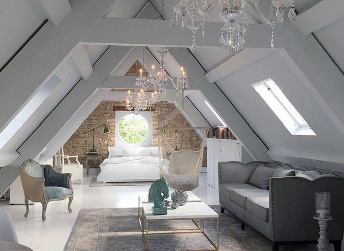 15 chambres mansardées pour vous aider à aménager vos combles