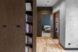 Murs de briques et poutres métalliques deux atouts charme pour votre intérieur