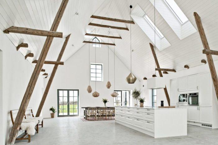 Raide dingue de cette maison historique Suédoise