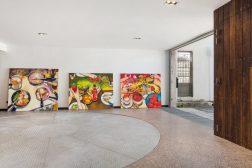 maison du peintre Fred Cress a été mise aux enchères