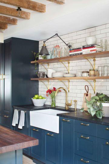 Alison Jennison transforme une vieille maison de Brooklyn