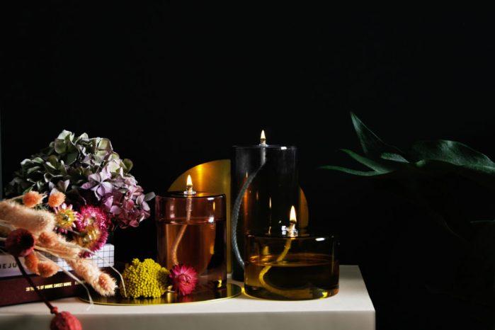 lampe à huile Olie de ENOstudio