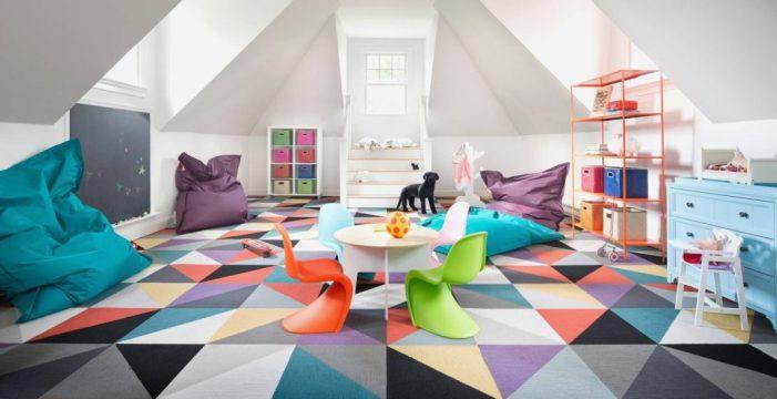 Décorer un espace ouvertfaites preuve de créativité