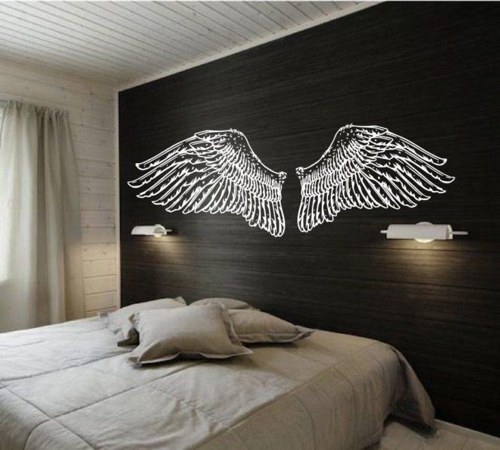 Têtes de lit créativesdécoration murale