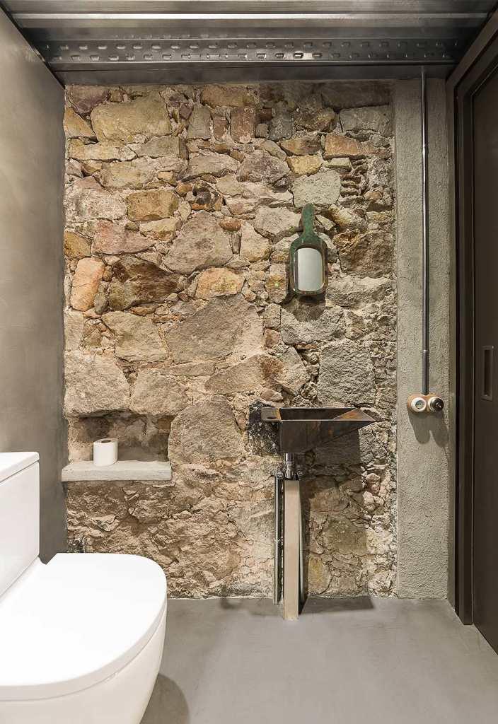 salles de bains de style industriel 19