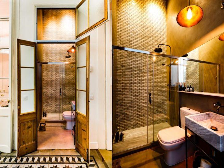 51 salles de bains de style industriel pour trouver de l\'inspiration
