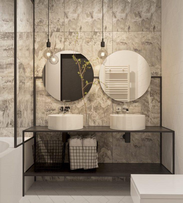 salles de bains de style industriel 21