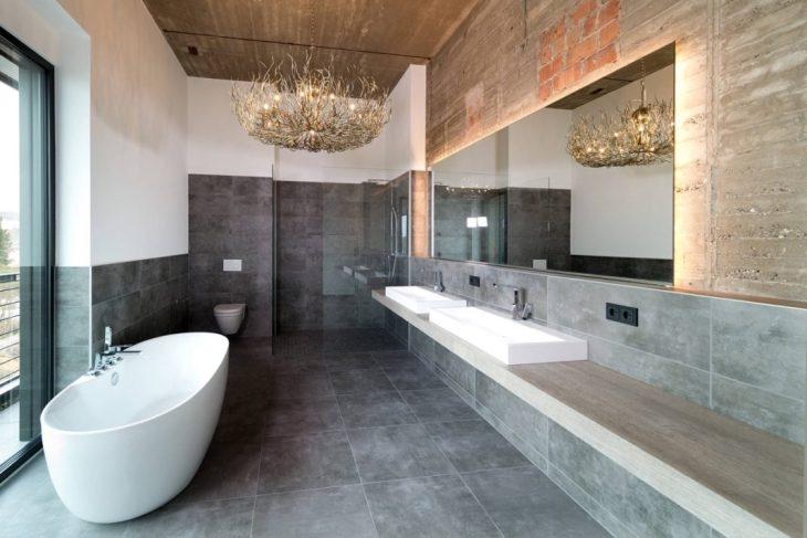 salles de bains de style industriel 40
