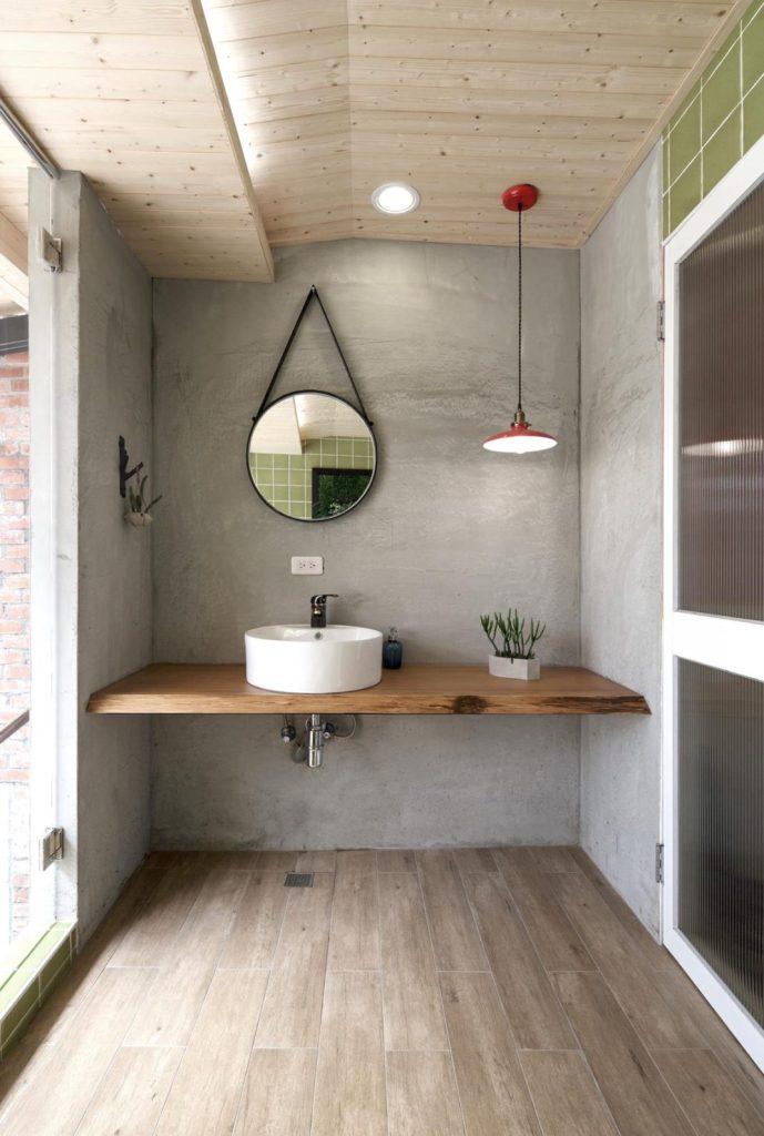 salles de bains de style industriel 50