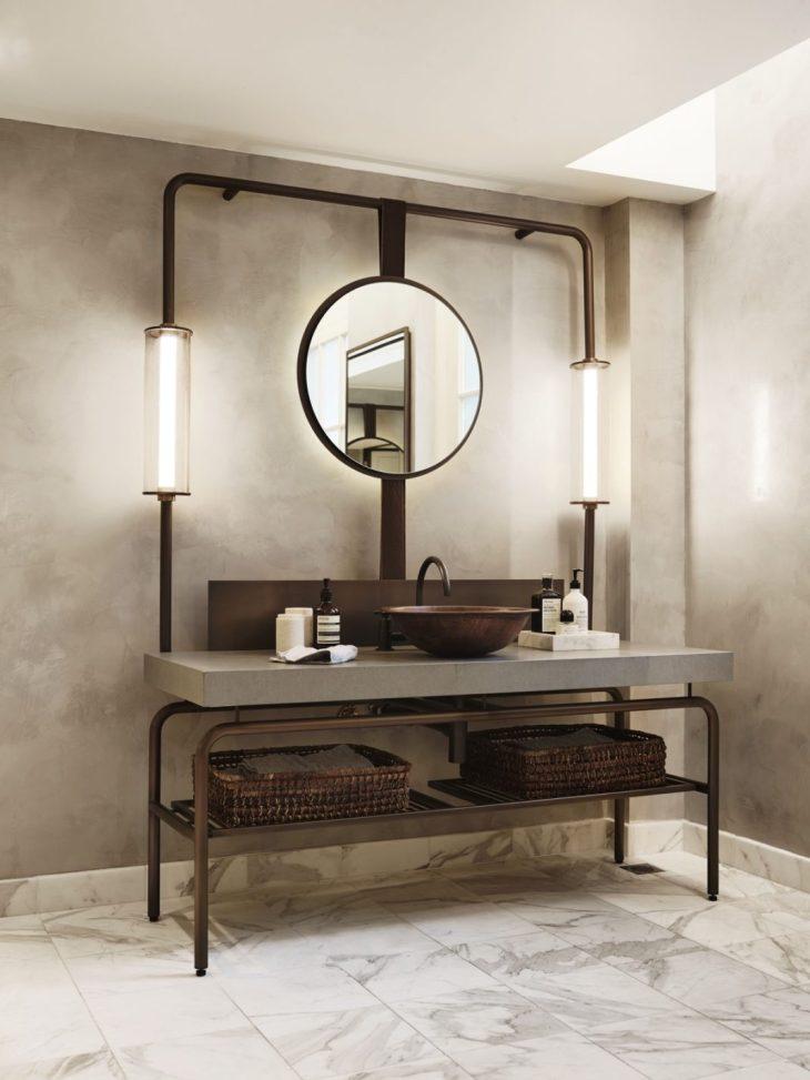 51 salles de bains de style industriel pour trouver de l ...