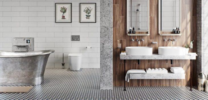 salles de bains de style industriel 9