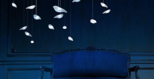 Lustre déco - Le lustre SmoonBirdie Light by Beau & Bien