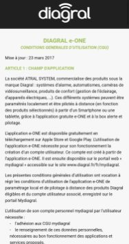 application-e-ONE-alarme