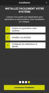 application-e-ONE-alarme