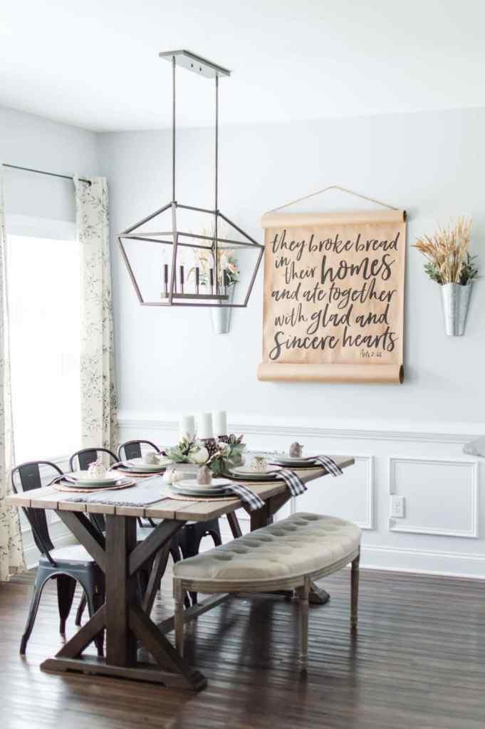 Comment créer chez vous une décoration automnale 6