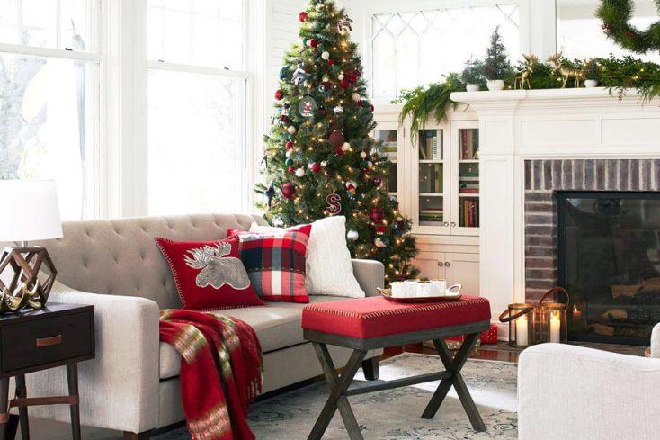 Un sapin de Noël cosy