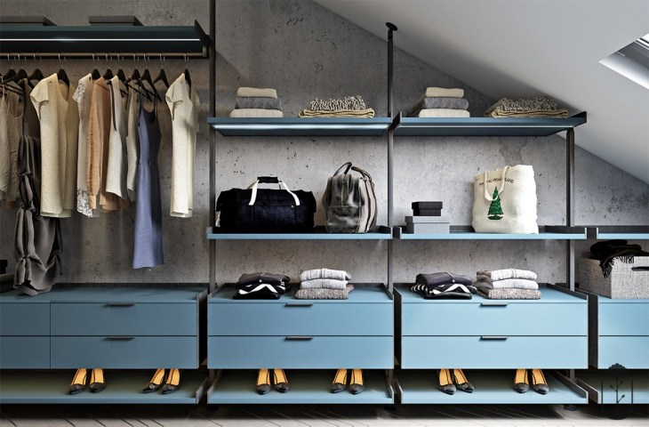 appartement mélangeant le style déco marocain et le minimalisme 27