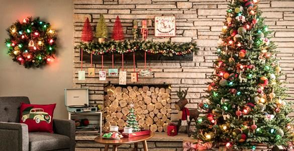 Décoration de Noël pas chère les discounteurs