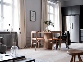 Affine Design Studio nous dévoile un intérieur scandinave moderne 7