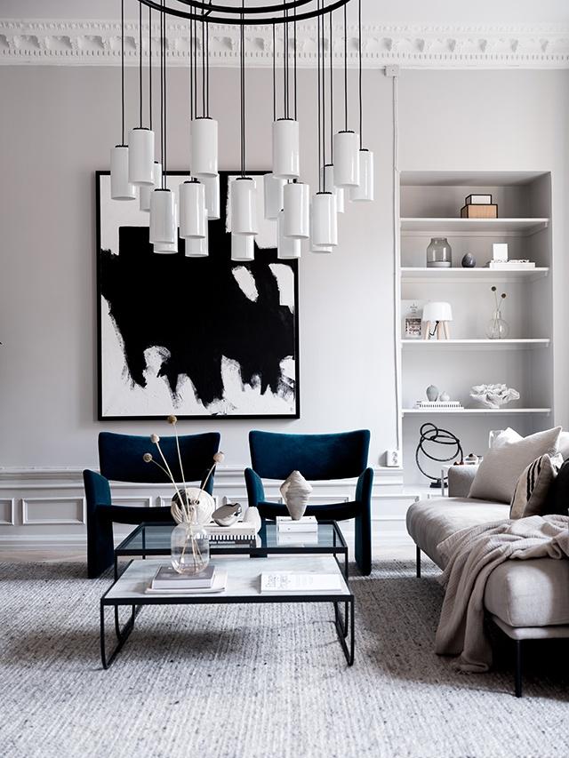 Affine Design Studio nous dévoile un intérieur scandinave moderne 8