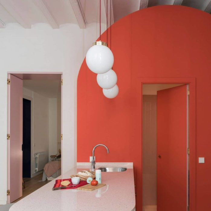 Living Coral - Décorez votre intérieur avec la couleur de l'année 2019 de Pantone 9