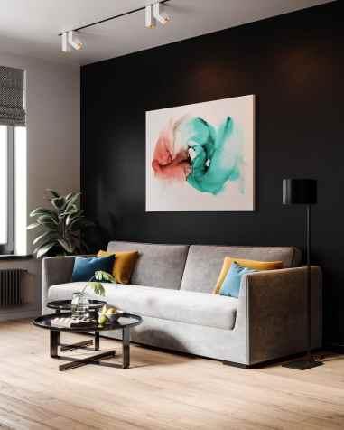 Visite d'un appartement au style glamour moderne sophistiqué 19
