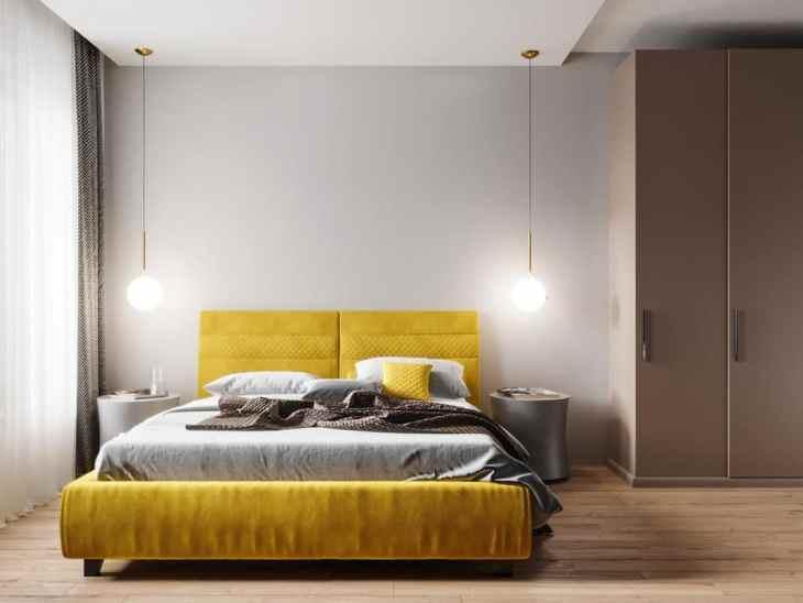 Visite d'un appartement au style glamour moderne sophistiqué 20