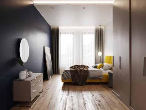 Visite d'un appartement au style glamour moderne sophistiqué 22