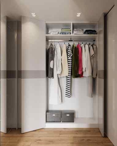 Visite d'un appartement au style glamour moderne sophistiqué 32