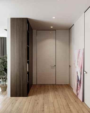 Visite d'un appartement au style glamour moderne sophistiqué 34