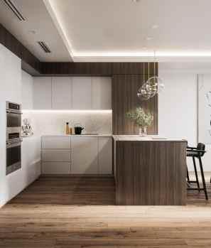 Visite d'un appartement au style glamour moderne sophistiqué 6