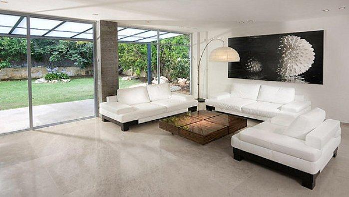 Décorer sa maison avec des meubles laqués blanc