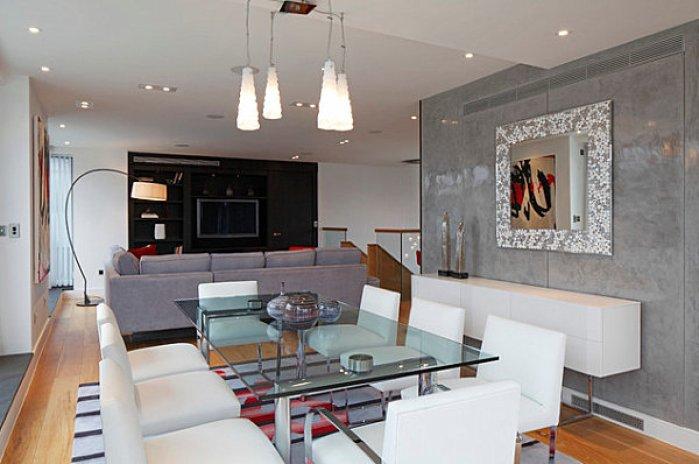 Décorer sa maison avec des meubles laqués salle à manger