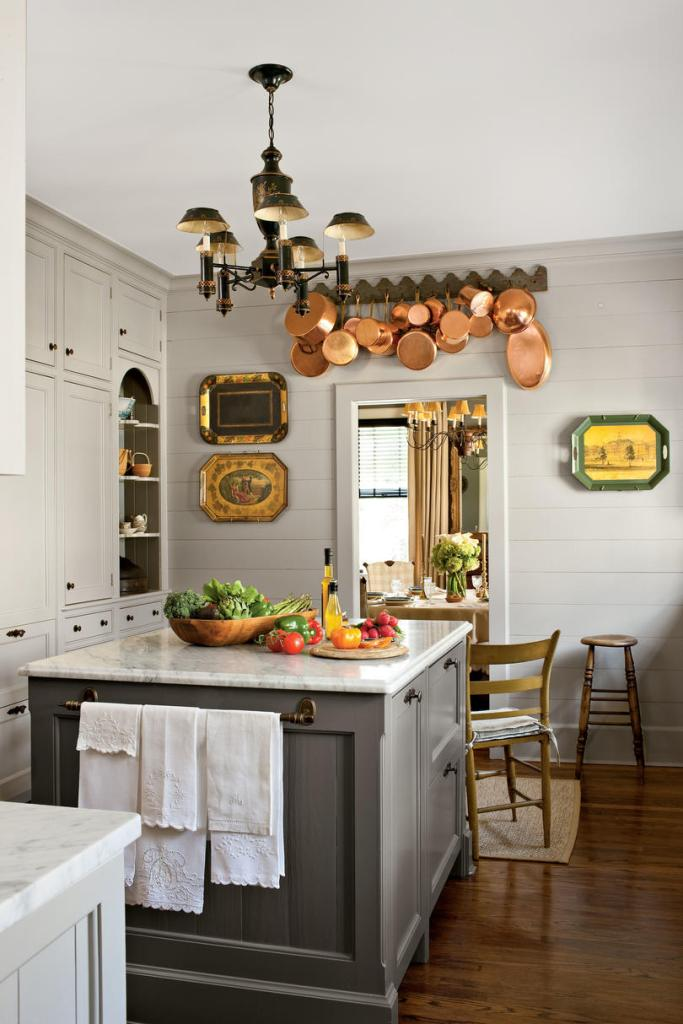 Décorer une petite cuisine à l'aide de quelques astuces déco simples 6
