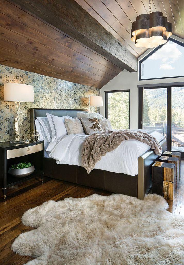 30 chambres rustiques mais douillettes à la décoration chic